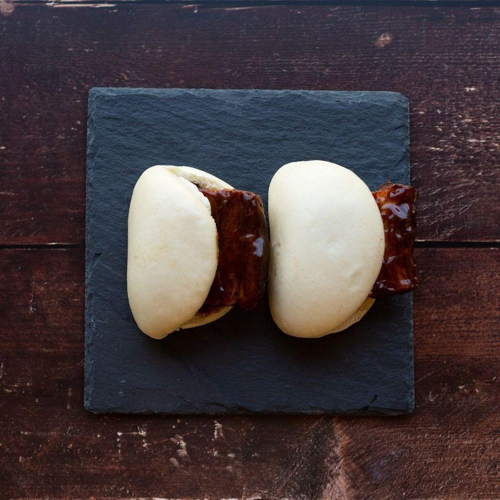 Pan Bao de Pork Belly (2 uds.)