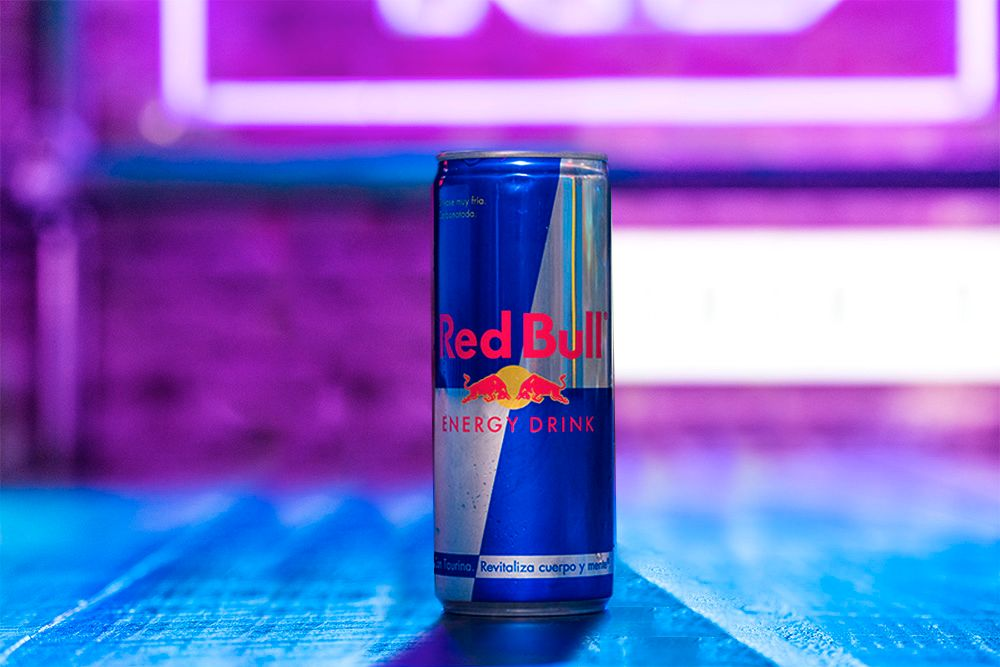 Red Bull Edition