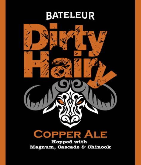 Dirty Hairy Copper Ale